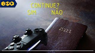 NÃO DESISTA! Jesus está no Player 1