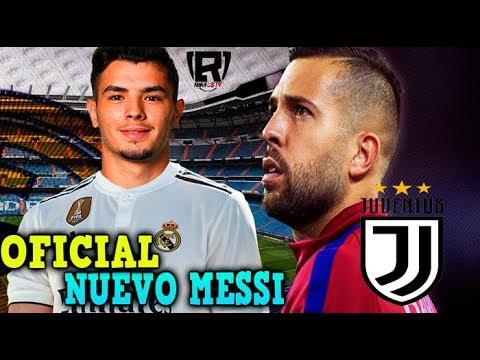OFICIAL: REAL MADRID FICHA al NUEVO MESSI | JUVENTUS AMENAZA al BARCA con SACAR una de sus ESTRELLAS