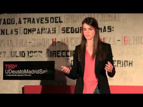 Eliot y la educación financiera | José Fina Brugnini | TEDxUDeustoMadridSalon