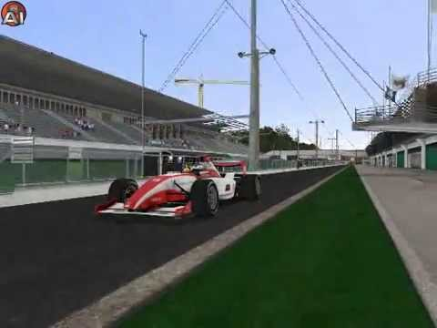 Williams JPH1B FIA F2 on rFactorcentral (rFactor2)