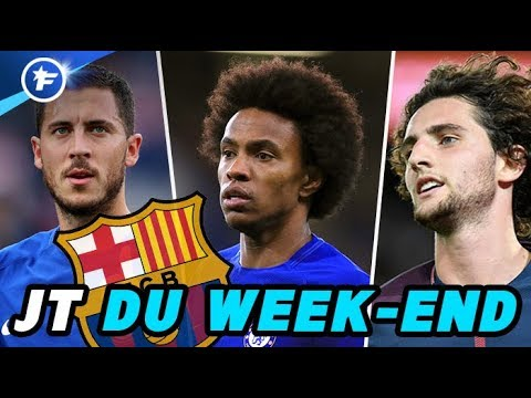 Le Barça va frapper fort | JT Mercato du week-end