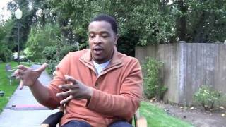Interview with Russell Hornsby of 'Grimm'