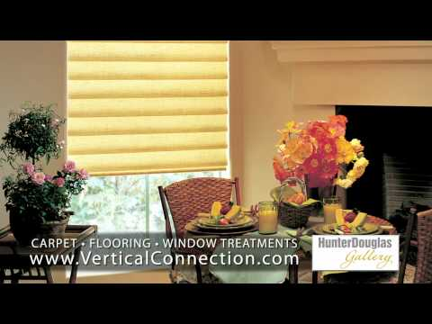 Howard County's Hunter Douglas Gallery; Blinds Shades Shutte