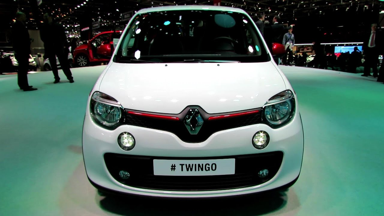 2015 renault twingo exterior and interior walkaround debut at 2014 geneva motor show youtube. Black Bedroom Furniture Sets. Home Design Ideas