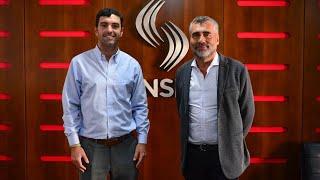 EN VIVO | Alejandro Vanoli, titular de la ANSES, brinda una conferencia de prensa