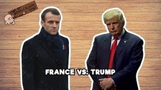 Donald Trump vs. France | The Andrew Klavan Show Ep. 610
