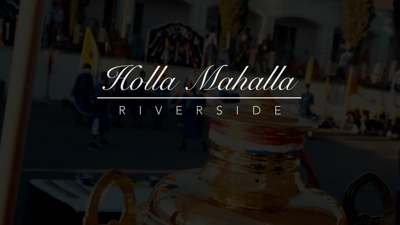 Holla Mahalla Riverside - Gatka Mix Tape & Highlight Video 2017