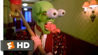 Download The Mask (1994) - Time to Get a New Clock Scene (1/5) | Movieclips