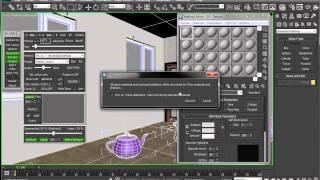 Видео урок — освещение в 3Ds MAX с помощью Vray и SolidRocks