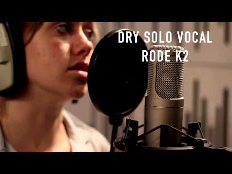 Vocal Mic Comparison - Shure SM7B, Rode K2, AKG 414 XLS + Shure SM58