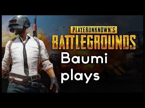 Baumi plays PUBG: Buggy Gang