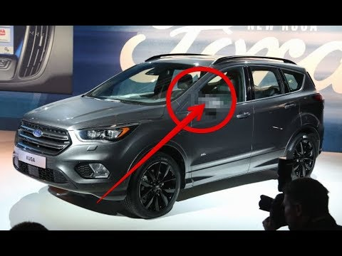 Ford Kuga 2018 SUV in-depth review - Interior Exterior