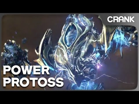 Download Youtube: Power Protoss! - Crank's variety StarCraft 2