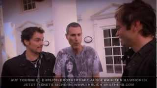 EHRLICH BROTHERS schockieren URI GELLER (extended Version)