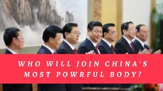 Who Will Join China