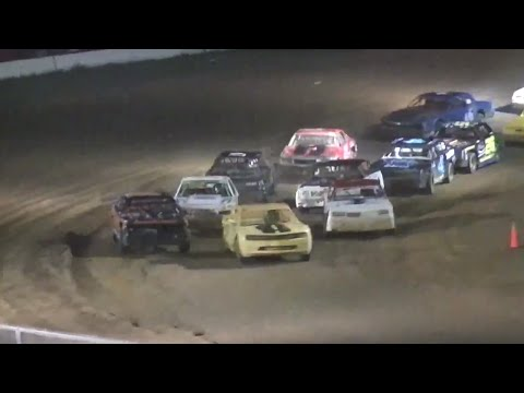 Pure Stock Feature | McKean County Raceway | Fall Classic | 10-10-15
