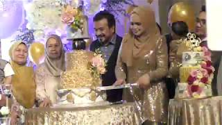 Gambar cover Siti Nurhaliza Potong Kek Hari Jadi Ke-40 Tahun Bersama Tersayang