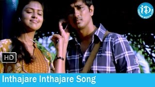 Love Failure Movie Songs - Inthajare Inthajare Song - Siddharth - Amala Paul