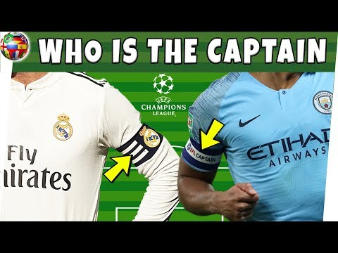 SOCCER QUIZ - Can You GUESS THE Soccer CAPTAIN? | 2018/2019 | Top 15 Soccer Clubs | SPORTS QUIZ