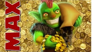 Clash Of Clans!Um ataque Full Goblins na Guerra de Clans- NARRADO PELO GOOGLE TRADUTOR!