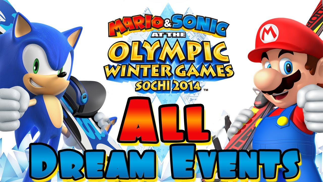 2014 Sochi Winter Olympic Sports Game Events in Russia