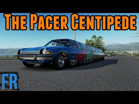 Forza Horizon 3 Challenge -  The Pacer Centipede