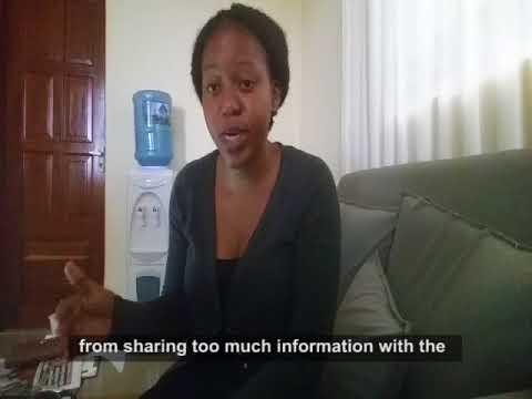 World Press Freedom 2018: Jacqueline Lawrence, Radio Station Director, Tanzania