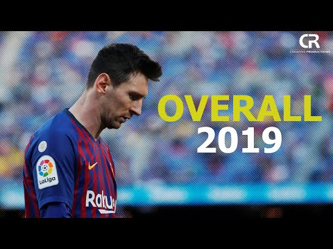 Lionel Messi ⚫ Overall 2019 ⚫ HD