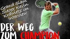 Der Weg zum Champion - Interview mit Tennis Grand Slam Sieger Kevin Krawietz