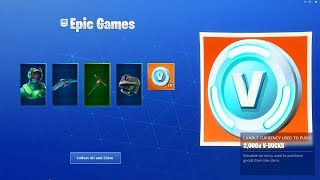 HOW TO GET GEFORCE BUNDLE FOR FREE IN FORTNITE! NVIDIA BUNDLE FOR FREE!