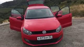 Обзор Volkswagen Polo - DSG, Нормальная тачка, Очень Удобно