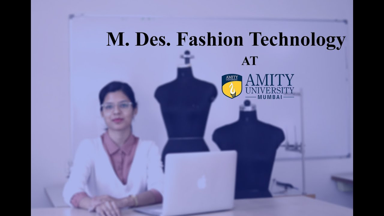 Master Courses Opportunity At Fashion School Youtube