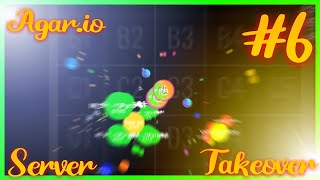 Agar.io - [HSLO] - Samet & WINKEL - Server -Takeover#6[LEGEND DOUBLE]
