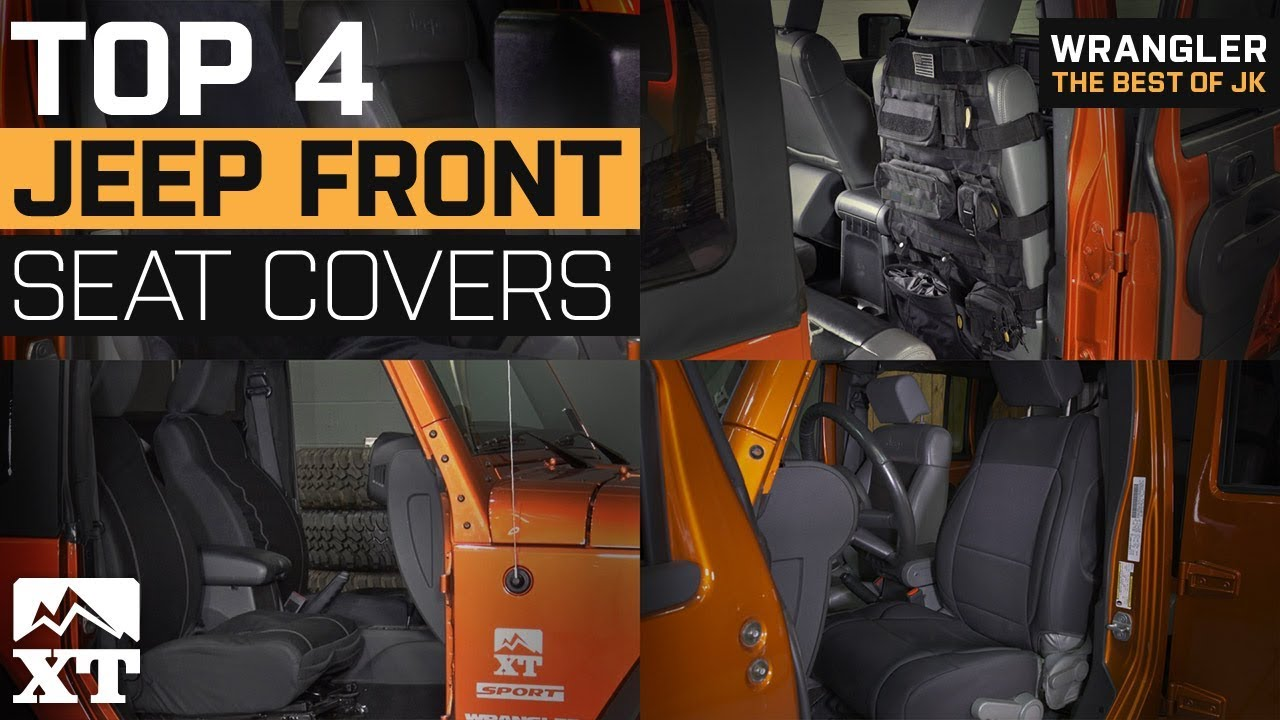 648a58c6da2 The 4 Best Jeep Wrangler Front Seat Covers For JK - YouTube