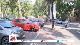 Đề xuất tăng phí lòng hè đường Hà Nội | VTV24