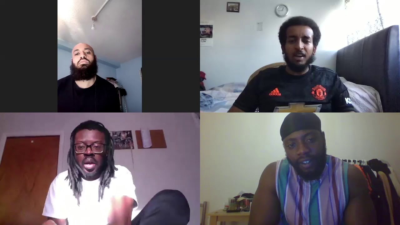 Podcast: Episode 1 - Talking about Blackout Tuesday, Current Racism, New Music