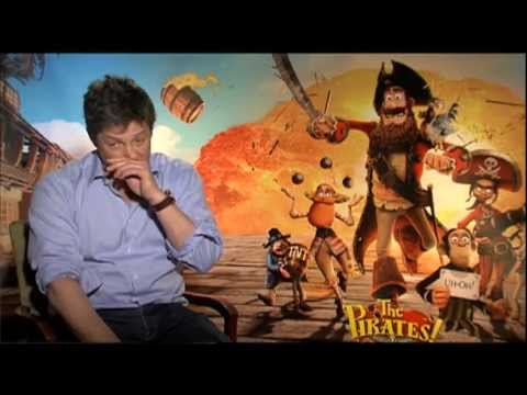 Hugh Grant Interview for THE PIRATES! BAND OF MISFITS