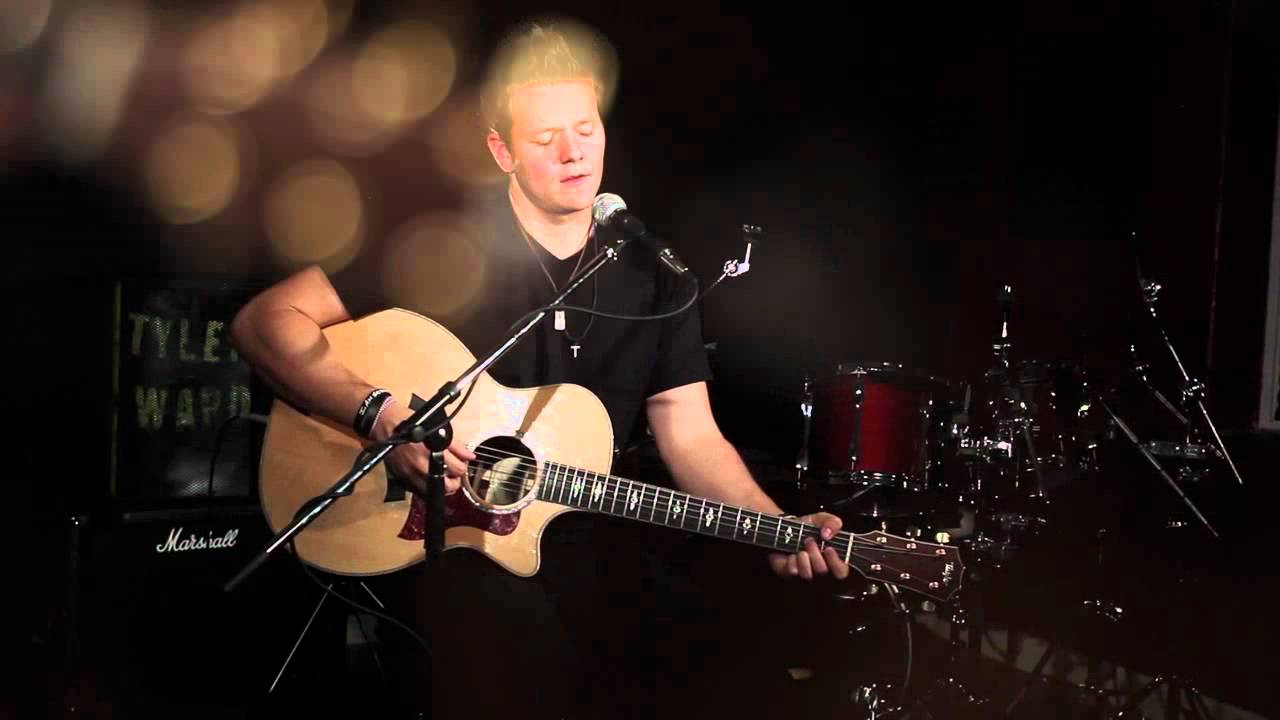 Gravity - John Mayer - Acoustic Cover by Tyler Ward