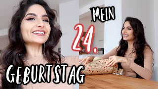 MEIN 24. GEBURTSTAG + GESCHENKE | IschtarsLife