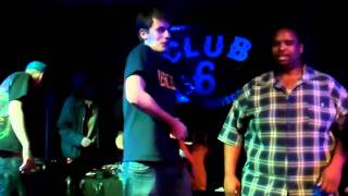 Ion the Prize vs Kaifeng @ Dubstep Beat Battle at Club 6 - Round 1