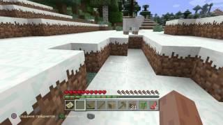Макс играет в Minecraft: PlayStation®4 Edition