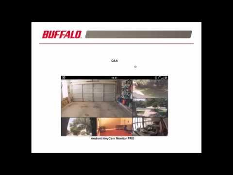Simplified Video Surveillance with Buffalo and Axis Communications