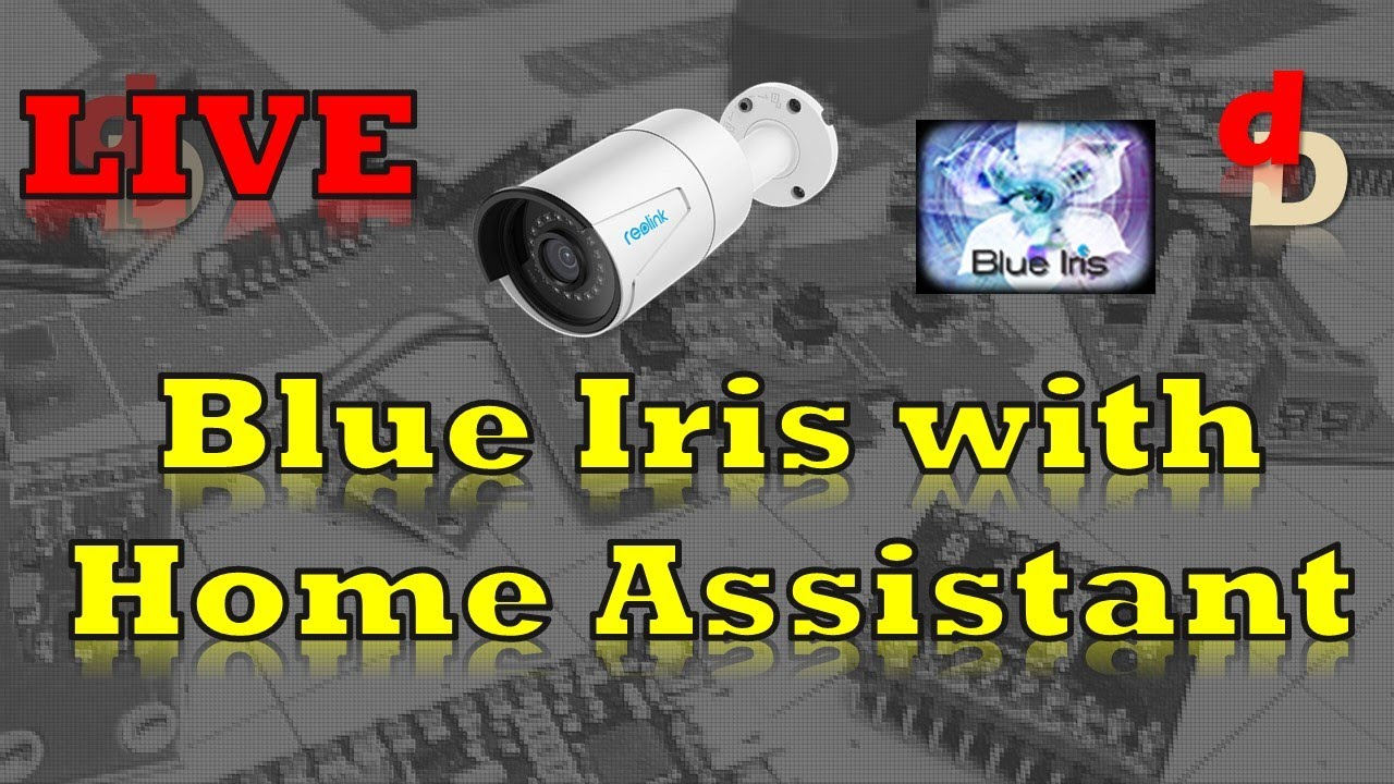 Learning Blue Iris IP camera software and Home Assistant