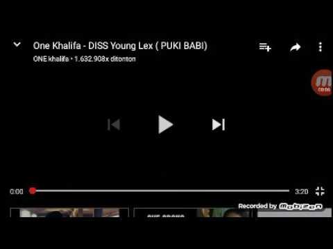 Reaction video one khalifa maaf ( young lex)