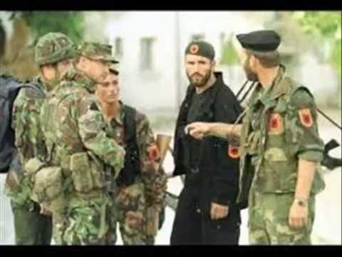 Keng Patriotike Me Qifteli - Per Komandant telin dhe Maqedonin
