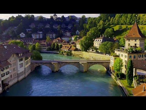 Walking Through Bern Capital City of Switzerland