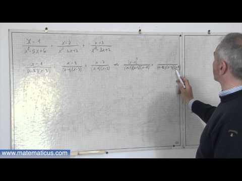Sistemi : metodo di Cramer e sistemi di 3 equazioni in 3 incognite from YouTube · Duration:  9 minutes 29 seconds