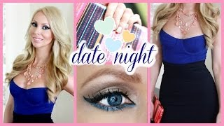 Get Ready With Me: Date Night! Thumbnail