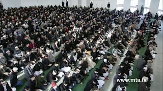 Friday Sermon 13th January 2012 (English)