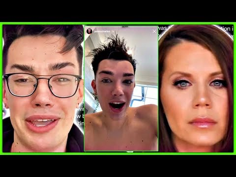 James Charles Causes DRAMA On Tati Beauty Launch Day!?